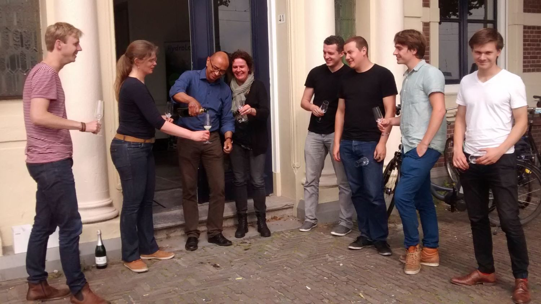 HydroLogic Research nieuw kantoor Delft