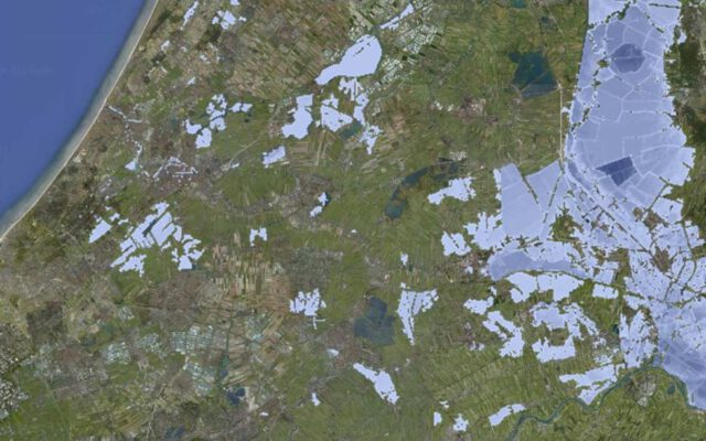HydroLogic provincies overstromingsmodel Randstad