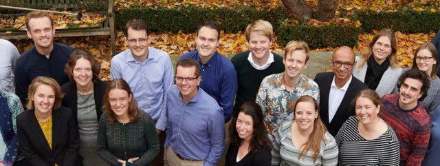Het HydroLogic team - vacature Wervingscoordinator