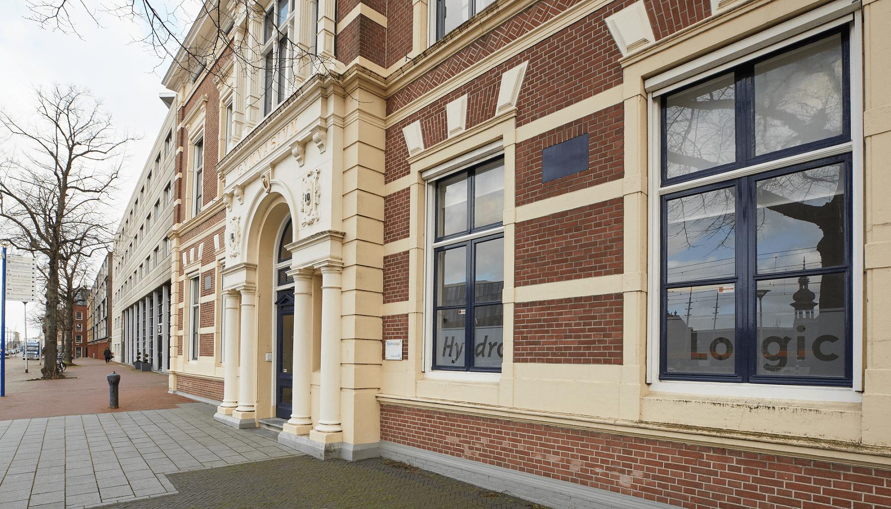 HydroLogic kantoor Delft