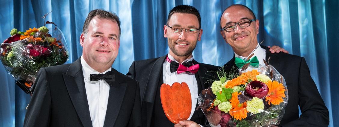 Winnaar nationale ICT innovatie award