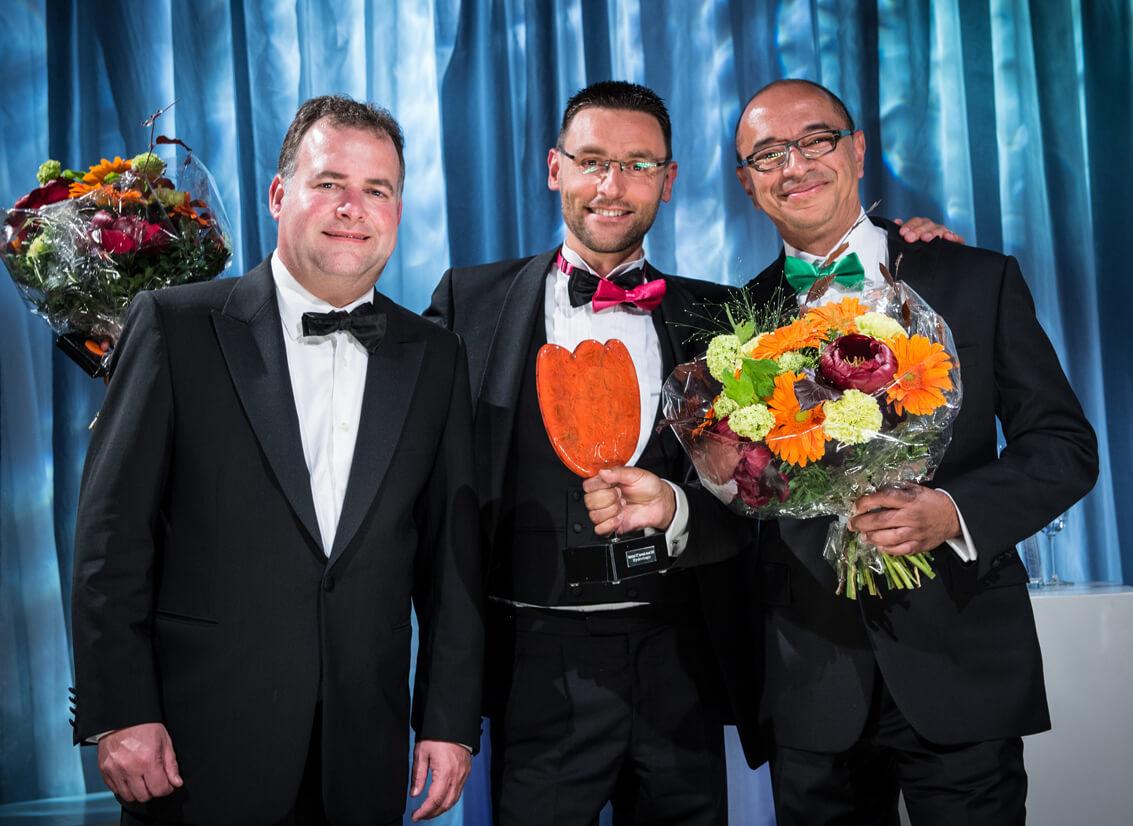 HydroLogic winnaar ICT Award